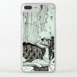 Port Clear iPhone Case