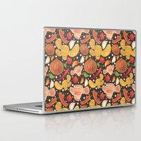 indonesia Laptop & iPad Skins featuring Indonesia Spices by haidishabrina
