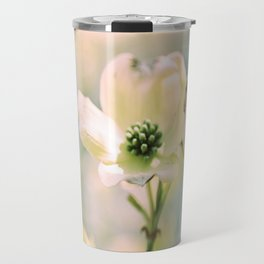 Spring Dogwood Travel Mug