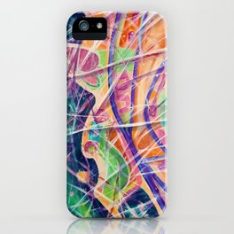 belem . lisbon coast iPhone Case