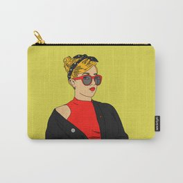 Chrysanthe Carry-All Pouch