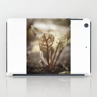 plant iPad Cases featuring PLANT by zulema revilla