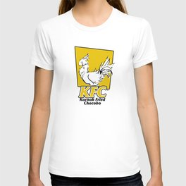 Karnak Fried Chocobo T-shirt