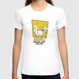 Karnak Fried Chocobo T-shirt