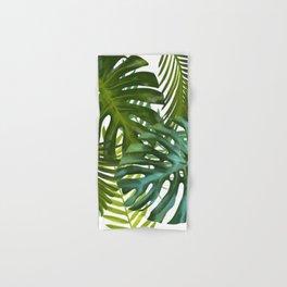 Palm and Monstra Hand & Bath Towel
