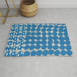 Dot and Dash Rug