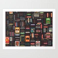 Atari Art Print
