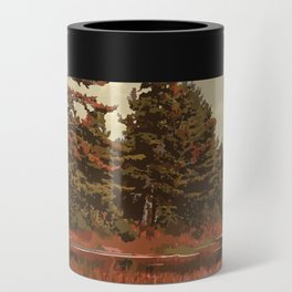Grundy Lake Provincial Park Poster Can Cooler