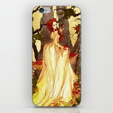 The Goblin Market iPhone Skin