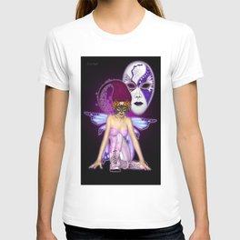 Queen of Fantasy and Mischief .. fantasy T-shirt