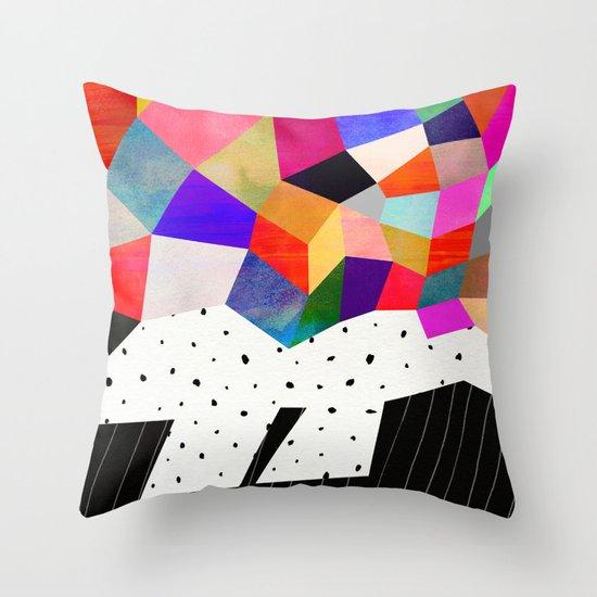 P3 Throw Pillow