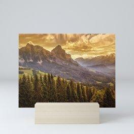 Kleiner Mythen Schwyz Switzerland Ultra HD Mini Art Print