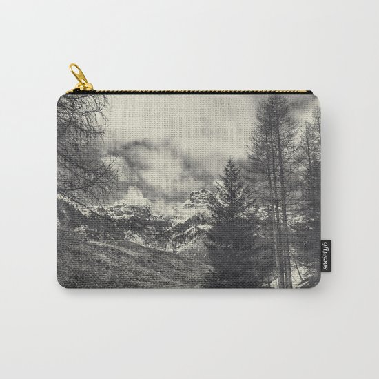 timeless mountains Carry-All Pouch