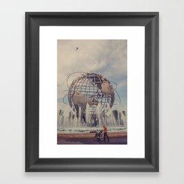 travellers... Framed Art Print