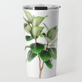 Indian Rubber Bush Travel Mug