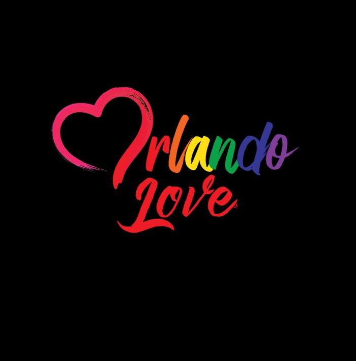 Heart Orlando Love Comforters
