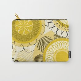 Look at the shining flowers!!! Carry-All Pouch