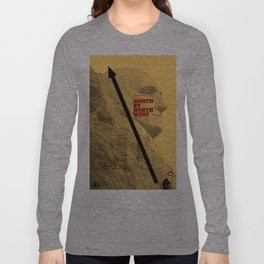 Hitchcock: North by Northwest Long Sleeve T-shirt
