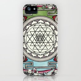 4 Eyes iPhone Case