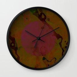 Abstract 45 Wall Clock