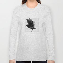 The Raven - E.A. Poe Long Sleeve T-shirt