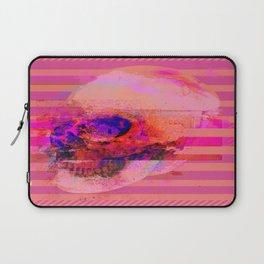 Vintage skull Laptop Sleeve