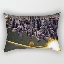 Going Where I Belong Rectangular Pillow