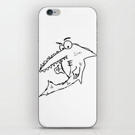Sea Saw iPhone Skin