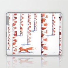 Fox Run Laptop & iPad Skin