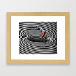 Sk8er Framed Art Print