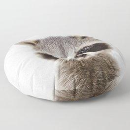 Baby Raccoon  Floor Pillow