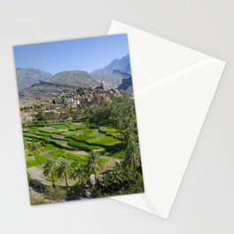 Bilad Sayt Village Oman Stationery Cards