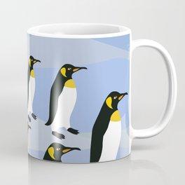 Emporior Penguins Of Antarctica, King Penguins Coffee Mug