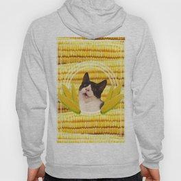 Sweetcorn Cat Hoody