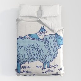 Giddy-Up! Comforters