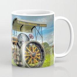 Fowler T3 Road Roller Coffee Mug