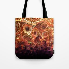 A Cave of Gnarls Tote Bag