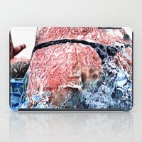 pool iPad Cases featuring Pool by Nester Formentera