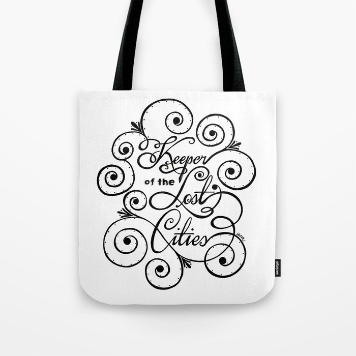 Keeper of the Lost Cities Tote Bag