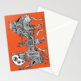 Brewerpoddle Stationery Cards