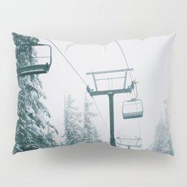 Ski Lift II Pillow Sham