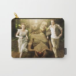 Twilight - Vampire Speeding edited by Laylalu Celis Carry-All Pouch
