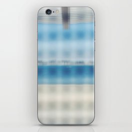 Beach Abstraction  iPhone Skin