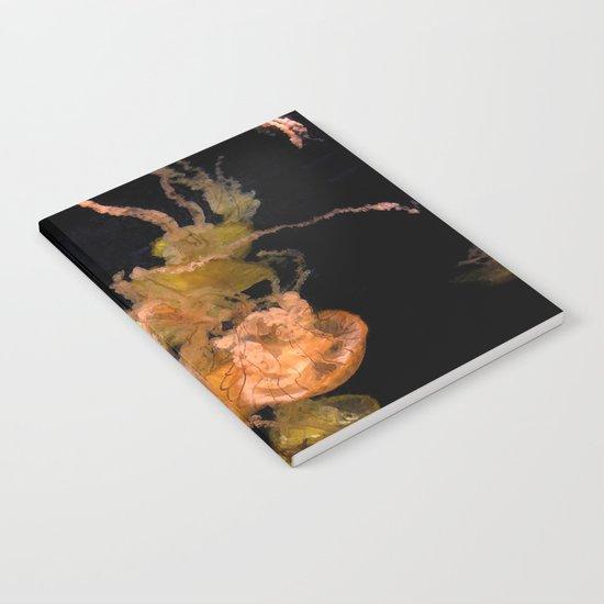 Sea Nettles Notebook