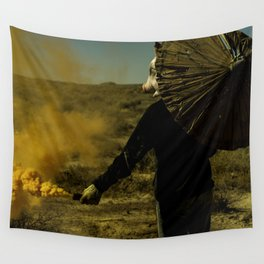 Don't Look Back Wall Tapestry