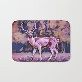 The Red Deer Bath Mat