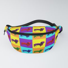 Wonder Wieners by Crow Creek Coolture Fanny Pack