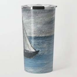 Beyond the Horizon Travel Mug