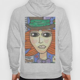 Alice and Hatter 2 Hoody
