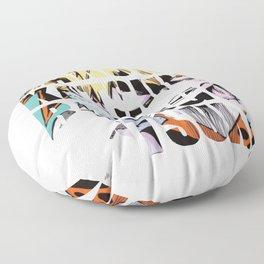 Baku in Impact Floor Pillow